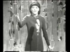▶ Eurovision 1966 Monaco - Tereza Kesovija - Bien plus fort - YouTube