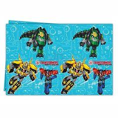 Transformers Masa Örtüsü - 15.50 ₺