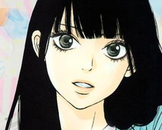 Find images and videos about cute, manga and shoujo on We Heart It - the app to get lost in what you love. Kimi Ni Todoke, Chica Anime Manga, Kawaii Anime, Smile Drawing, Fanarts Anime, Best Waifu, Asuna, Slayer Anime, Manga Comics