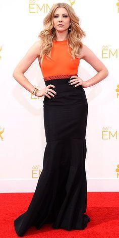 Natalie Dormer at the 2014 Emmy Awards
