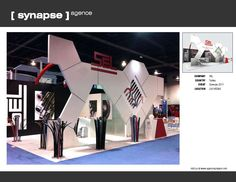SEL booth on Behance