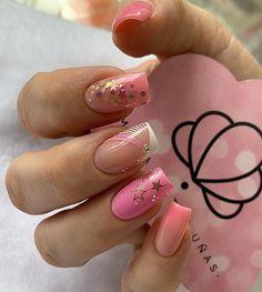 Matte Nails, Stiletto Nails, Gel Nails, Pretty Nails, Pedicure, Nail Designs, Nail Art, Beauty, Colorful Nails