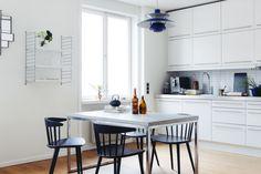 Podkrovní stockholmský byt se stylovým interiérem a cenovkou téměř 19 milionů | Living | bydlení | WORN magazine