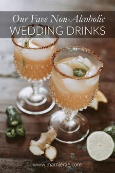 This spicy grapefruit margarita soft cocktail is a fun twist on the original. Made with jalepeno ginger orange lime grapefruit and adobe chili salt for the rim this might just be the best margarita you've ever had. Easy Mocktails, Easy Mocktail Recipes, Non Alcoholic Cocktails, Summer Drink Recipes, Spicy Recipes, Cocktail Recipes, Non Alcoholic Drinks For Wedding, Virgin Cocktails, Party Drinks