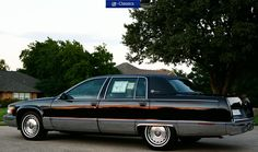 "The 1993-1996 Fleetwood Brougham. The very last large, ""traditional"" Cadillac, before they went all ""sporty"". Cadillac by 1990 had realized their clientelle was dying off, and in order to survive, needed to re-invent their image. This was the first attempt. It sold very well, but was dropped in 1996 to make way for more sporty models. These weren't as nice looking as the older Fleetwoods, but they still stand out in a crowd today.  Something Cadillac really hasn't been able to do since."