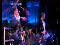 Il Divo - BBC - Can´t help falling in love with you - Video    http://www.youtube.com/watch?v=fJmmUP-zEPg