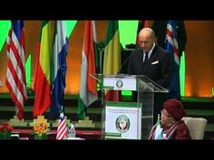 West African leaders have called for urgent financial help from the UN as they discuss sending their troops to fight rebels in Mali.  The group ECOWAS hasbeen holding an emergency meeting in the Ivory Coast.  France's foreign minister Laurent Fabius told the talks that Africa needs to take the lead in the military operation.  Al Jazeera's Nazan...