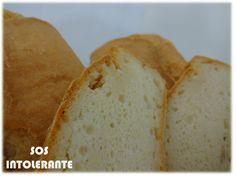 Pão sem gluten e sem lactose   https://sosintolerante.wordpress.com/2014/09/01/pao/