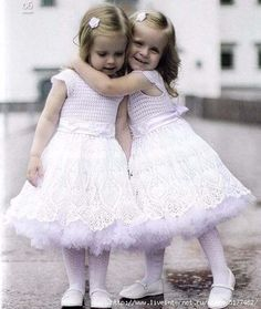 Patron para hacer bonito vestido a crochet para niñas01