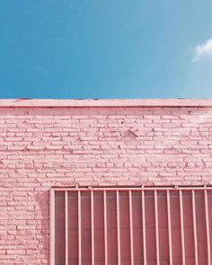 "341 lượt thích, 1 bình luận - @bertillawong trên Instagram: ""Pink walls and clear blue skies."" Pantone 2016, Clear Blue Sky, Pink Walls, Garage Doors, Instagram Posts, Outdoor Decor, Home Decor, Decoration Home, Room Decor"