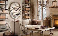 Arredare in stile rustico - Salottino in stile rustico con tocchi moderni