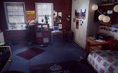 Max S Room Room Life Is Strange House Floor Plans