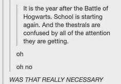 At this point, I think it's clear that the Harry Potter franchise isn't going anywhere anytime soon. Between the book and movie spinoffs, plays, makeup products, and J.K. Rowling's insistence upon disseminating new, socially-relevant information about each and every character and event in the series via social media whenever she's feeling bored (Dumbledore is gay! Harry and Hermione should have gotten together! The Whomping Willow secretly had a crush on Sirius Black!