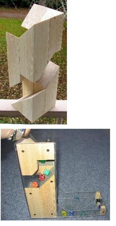 DIY Dice Tower