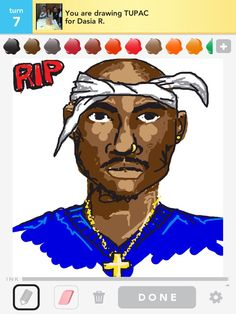 """""""Death is not the greatest loss in life. The greatest loss is what dies inside while still alive. Never surrender."""" -Tupac Shakur    Draw Something"""