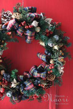 Christmas wreath 2013 クリスマスリース                                                                                                                                                                                 もっと見る