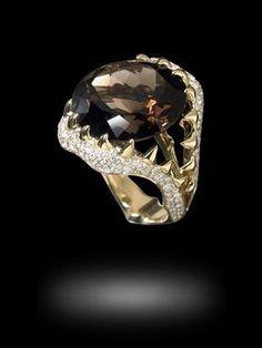 Stephen Webster - Jaws ring - Jewels Verne collection