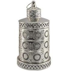Lámpara para velas e incienso colgante #decoracion #velas #incienso #regalos