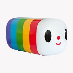 """there are no words to describe how much i want this bench.  34"""" fiberglass bench by FriendsWithYou"""