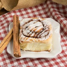 Cinnamon Rolls - That Skinny Chick Can Bake