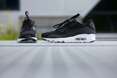 Nike Air Max 90 Ultra BR Black-Black - 75222-001