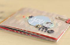 Very cute mini album - by TamiG