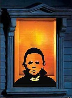 This is hilarious and horrifying. We had it up by the window near our door and it used to creep people out all of the time. This is one of the best Halloween decorations out there. It's discrete but h