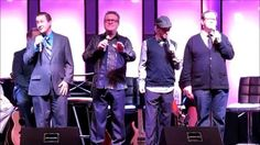 The Quartet - He Touched Me  Mark Lowry