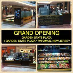 Ikoniq 39 s mall food kiosk for nestle toll house cafe ikoniq kiosks pinterest toll house for 1 garden state plaza paramus nj