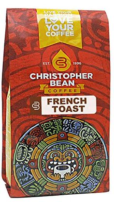Christopher Bean Coffee French Toast Ground Coffee, Decaffeinated, 12 Ounce => See this great image @ : Amazon fresh