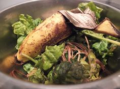 Compost your Holiday Food Waste. Americans threw away more than 36 million tons of food in 2011. Almost all of that went to landfills, where it can decompose to produce methane, a greenhouse gas more than 20 times as potent as carbon dioxide. Composting it instead gives you rich soil for your plants and helps fight climate change. http://www2.epa.gov/recycle/composting-home