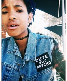 Image du compte Instagram de Willow Smith
