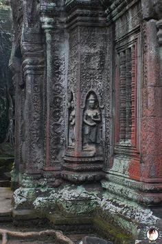 The Global Girl Travels: Ndoema strolls through the ruins of Ta Prohm's jungle temple in Cambodia. Ancient Mysteries, Ancient Ruins, Ancient Artifacts, Ancient History, City Photography, Nature Photography, Portrait Photography, Wedding Photography, Important People In History