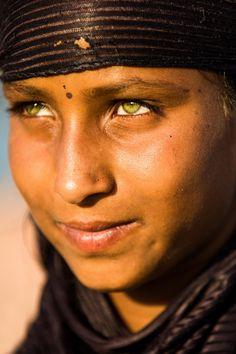 Aarzu, 10 years old - Jaipur, India by Réhahn Photography