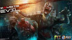 Zombie Evil на планшет Андроид скачать бесплатно