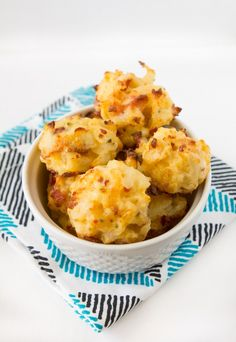Loaded Potato Bites with only 5 ingredients!