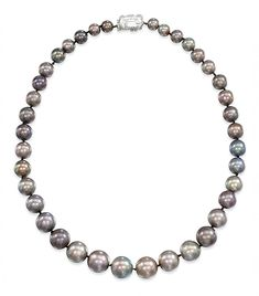 Blog Post: The World's Most Expensive Pearls COWDRAY Pearls.  $ 3.3 million  (sold by Christie's in 2012)