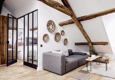 Visite | Un appartement rénové à Paris