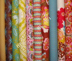 Isabella Palette-LouLouThi Fabric-Anna Maria Horner