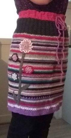 Knitting, Crochet, Tops, Dresses, Women, Knits, Projects, Image, Fashion