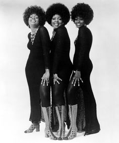 "Love Unlimited was a female vocal trio that provided backing vocals for American R/soul singer Barry White on his albums and concert tours. They also found success with their own recordings. ""Walking in the Rain with the one I Love"""