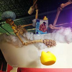Skeleton bath. http://www.fitfamilyhealth.com/
