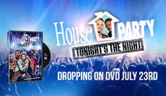 Warner Bros. House Party 5 DVD Giveaway