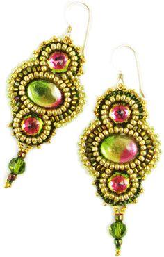 Olivia Earrings by Ann Benson
