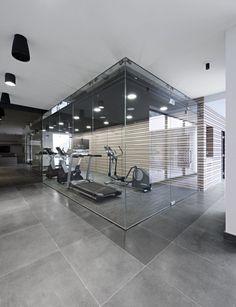 Maison SHH - gym