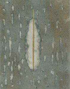 "Katarzyna Feiglewicz, ""Fleece"", distemper on paper, young artist, polish art"