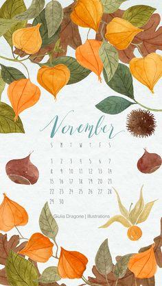 Phone Backgrounds, Wallpaper Backgrounds, Iphone Wallpaper, Cute Fall Wallpaper, Christmas Wallpaper, November Calendar, 14 November, November Wallpaper, Calendar Wallpaper