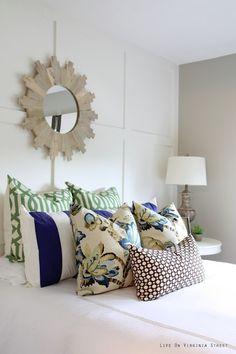 Queen Guest Bedroom Reveal | Life On Virginia Street