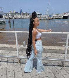 Cute Swag Outfits, Dope Outfits, Chic Outfits, Girl Outfits, Baddie Hairstyles, Boy Hairstyles, Black Girl Braided Hairstyles, Birthday Hair, Girls Braids