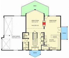 At Home in the Country - 6779MG | 2nd Floor Master Suite, Butler Walk-in Pantry, Canadian, Corner Lot, MBR Sitting Area, Mountain, Northwest, PDF, Vacation | Architectural Designs